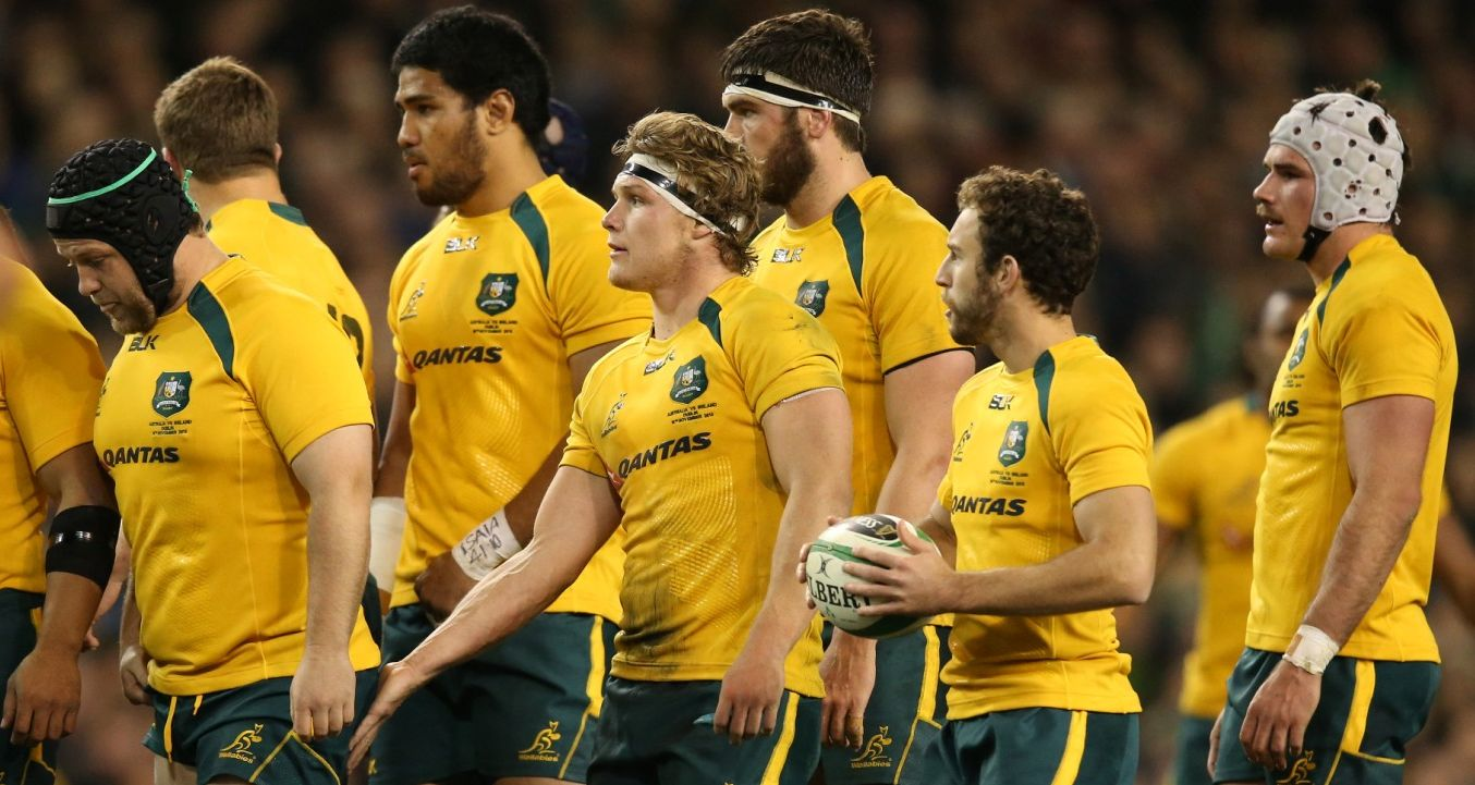 Hooper: Beaten Wallabies need time to recover