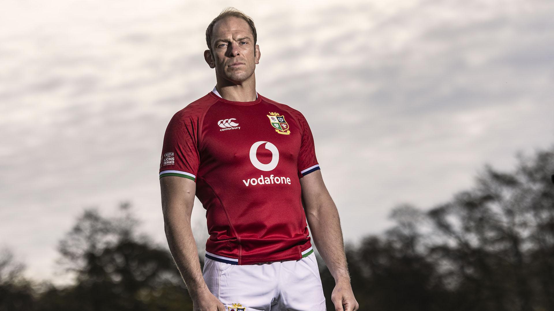 Alun Wyn Jones Lions captain