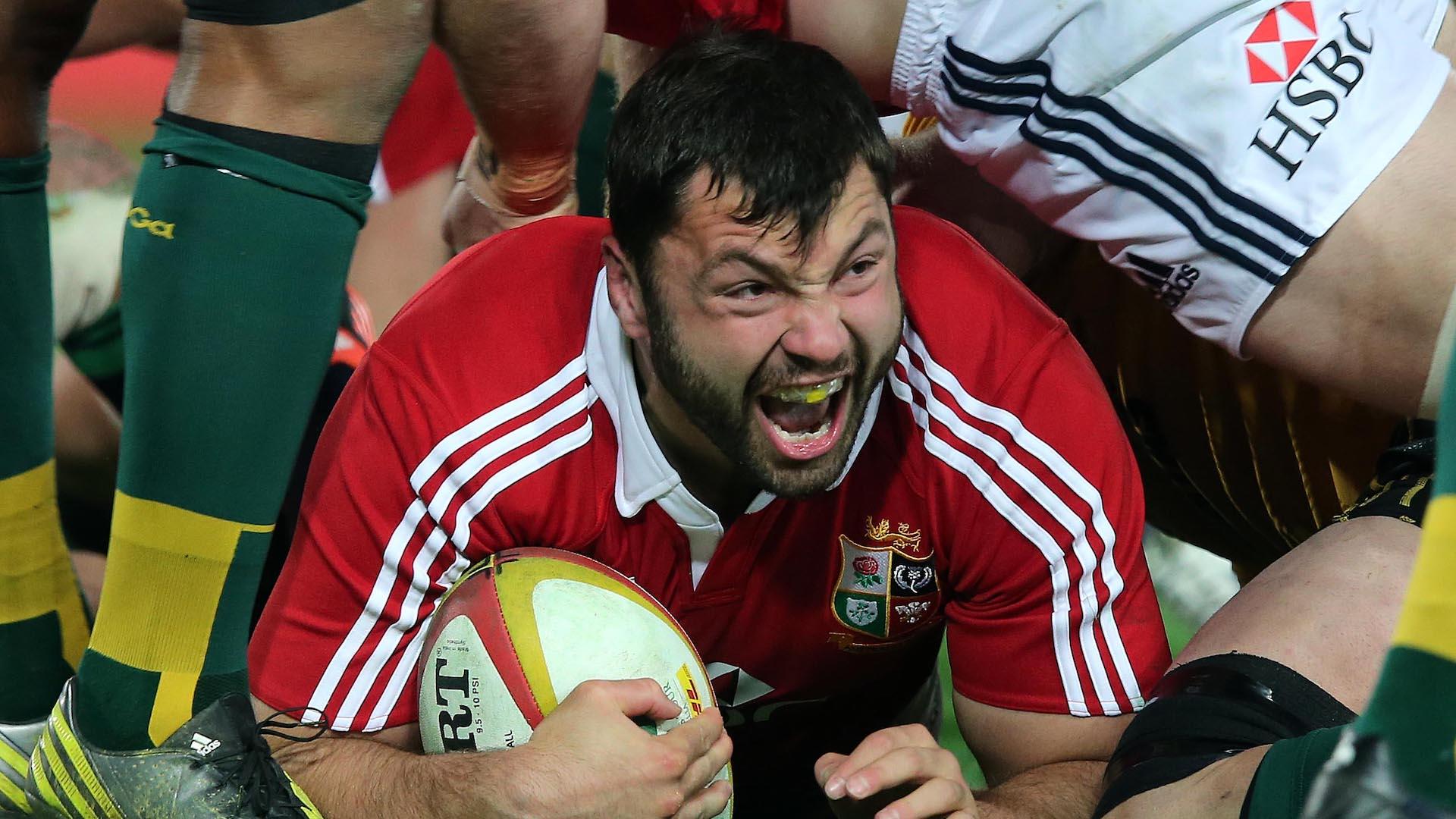King's Rugby Alex Corbisiero