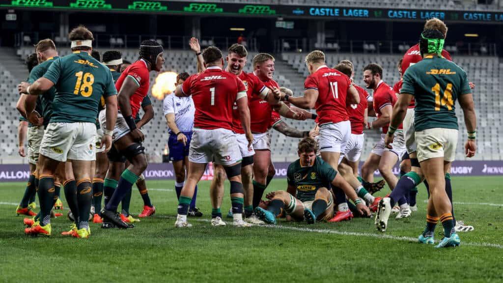 The British Irish Lions