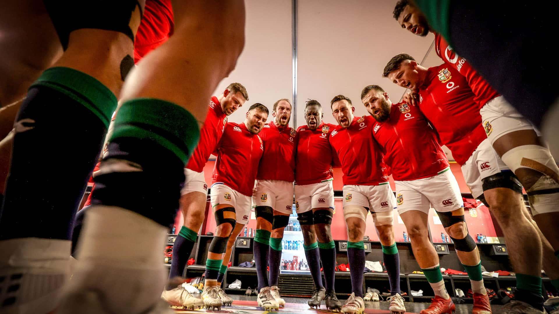 British & Irish Lions | Jones: Lions have to be better again to win series