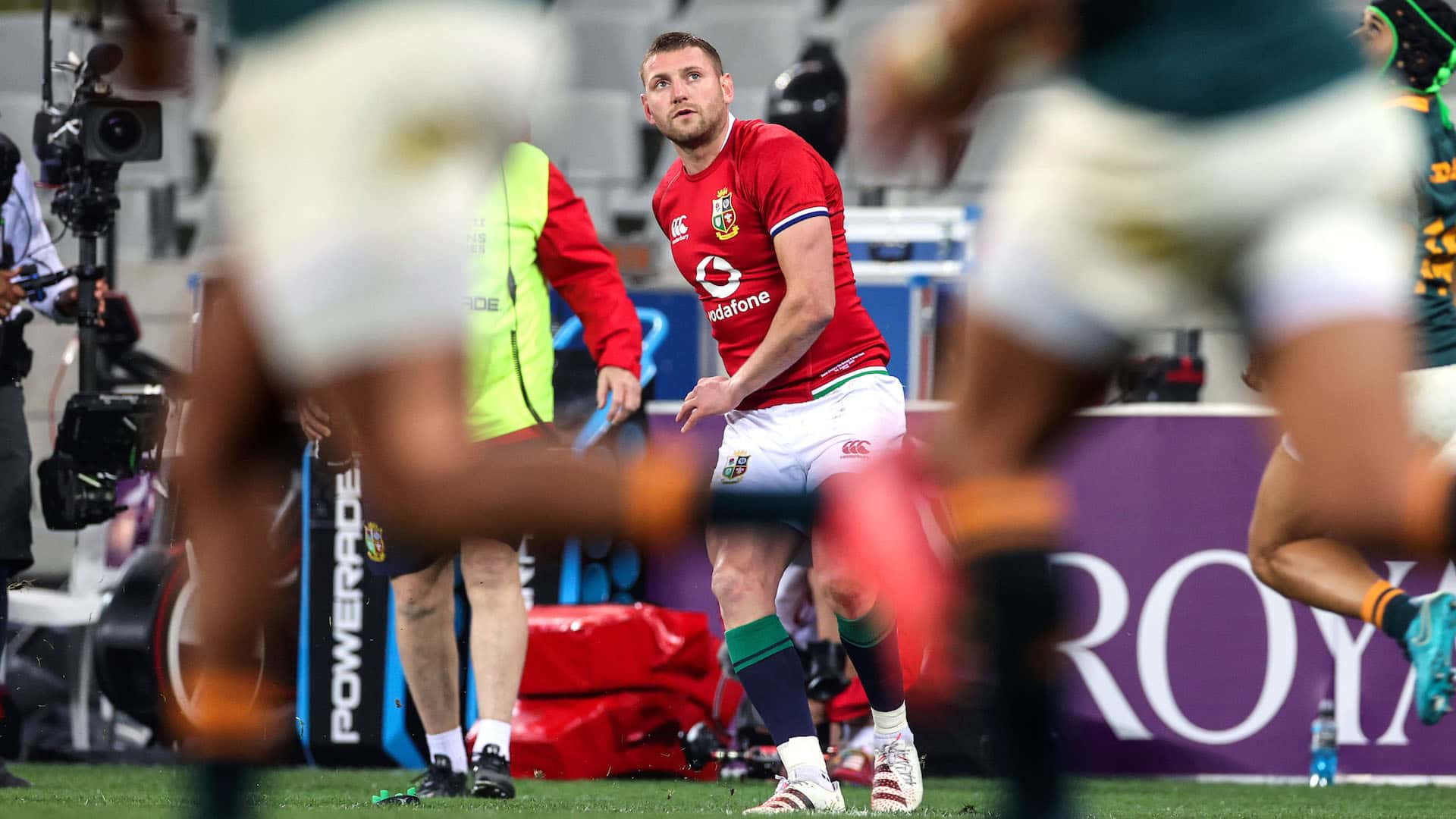 The British & Irish Lions experienced a severe case of deja vu as Morne Steyn came off the bench to kick the Springboks to back-to-back series victories over the tourists. 12 years after Steyn landed the winning penalty for South Africa in the second Test of the 2009 series, the 37-year-old returned to haunt Warren Gatland's men in Cape Town. A Ken Owens try and five points from the boot of replacement Finn Russell had put the Lions 10-6 ahead half-time, with Handre Pollard kicking two penalties for the hosts. But a Cheslin Kolbe try after the interval turned the tide back in the Springboks' favour before Russell and Steyn traded penalties to leave the scores level with six minutes to go. And with the class of 2021 looking to emulate the Lions of 1974 and 1997, it was ultimately Steyn who delivered the decisive blow to break the tourists' hearts once again. RUSSELL ARRIVAL CHANGES TEST The turning point in the second half of the second Test revolved around the aerial battle as the Springboks took advantage of a series of mistakes from the tourists under the high ball. Unsurprisingly, South Africa continued where they left off at Cape Town Stadium, launching the ball high repeatedly in the early stages and enjoying plenty of success once again. But after a couple of high balls went the way off the Green and Gold, the third handed the Lions a chance to take the lead after Jasper Wiese was adjudged to have been offside. Biggar's effort was wide of the mark, however, in what proved to be almost his final act as the Welsh fly-half was soon forced off with an injury after making a tackle on Lukhanyo Am. His exit prompted the early introduction of Finn Russell for his Test debut for the tourists, having last run out in the famous red jersey in the first match against Cell C Sharks in July. While he had to watch on as Handre Pollard kicked the opening points on 11 minutes, it was not long before Russell responded from the tee after the Lions were awarded a scrum penalty. It