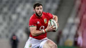 Robbie Henshaw Lions Gatland